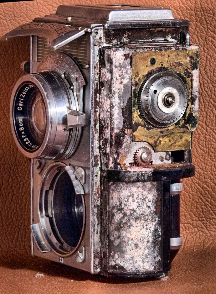 The Zeiss Ikon Contax Camera Repair Website - template