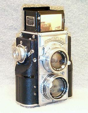 The Zeiss Ikon Contax Camera Repair Website - Overhauling A